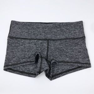 Lululemon Shorts Marled Fitted Coolmax